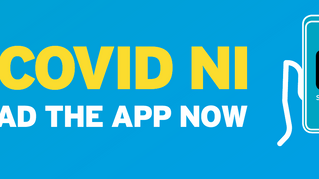 Help to Stop Covid With New Northern Ireland App