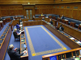 Stewart Speaks in the Assembly on the UK-EU Trade Agreement