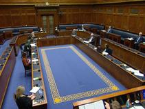 Stewart Speaks in Support of Manufacturing in Northern Ireland
