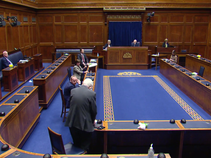 Stewart Poses Urgent Question to the Economy Minister on Hauliers Fine