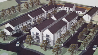 Dickson Welcomes Proposed New Social Housing Site at Joymount, Carrickfergus