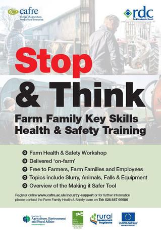 November & December Farm Safety Workshop Dates Announced