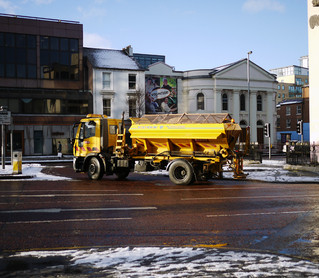 Department Ducking Gritting Responsibilities - Dickson
