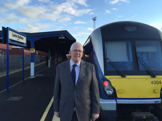 Dickson Welcomes Expansion at Mossley West Park and Ride