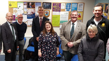 Dickson Hosts Successful Minibus Information Session