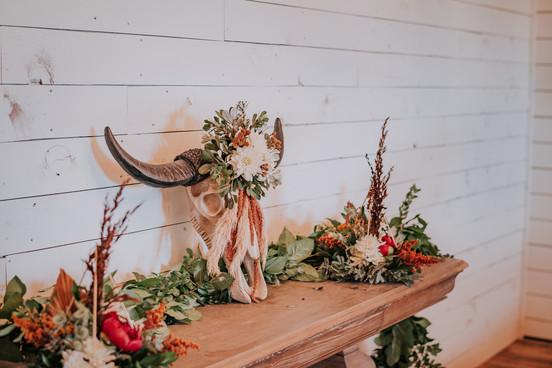 Western Farm Wedding: Nina & Eric