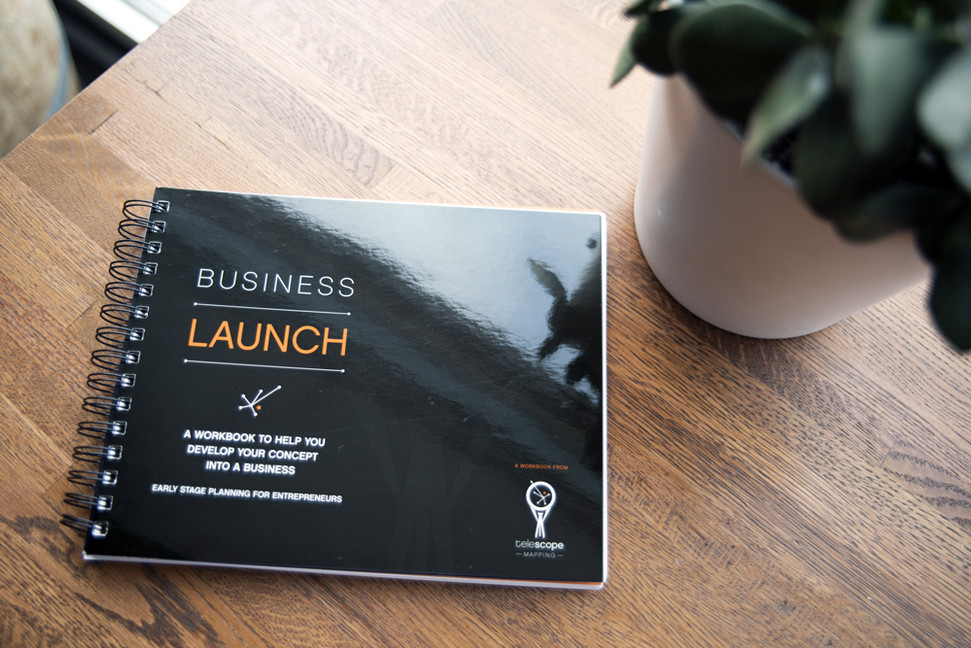 Telescope Mapping: Business LAUNCH