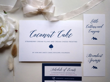 Aspen Meadows Wedding: Leanne & Trent