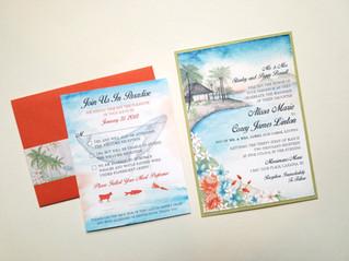 Alissa & Corey's Destination Maui Wedding