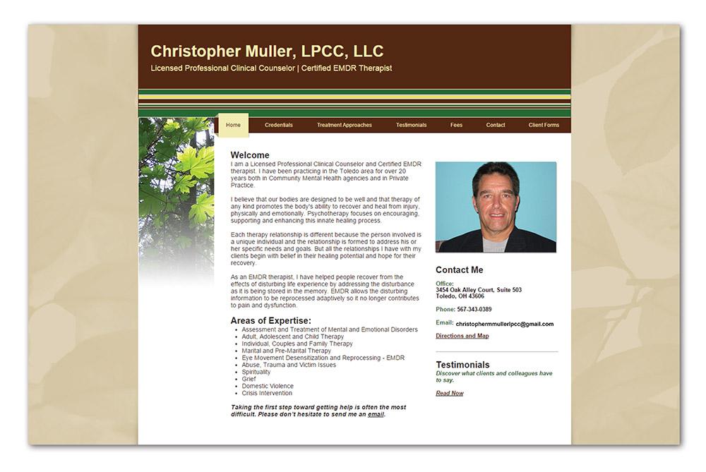 Chris Muller, LPCC, LLC