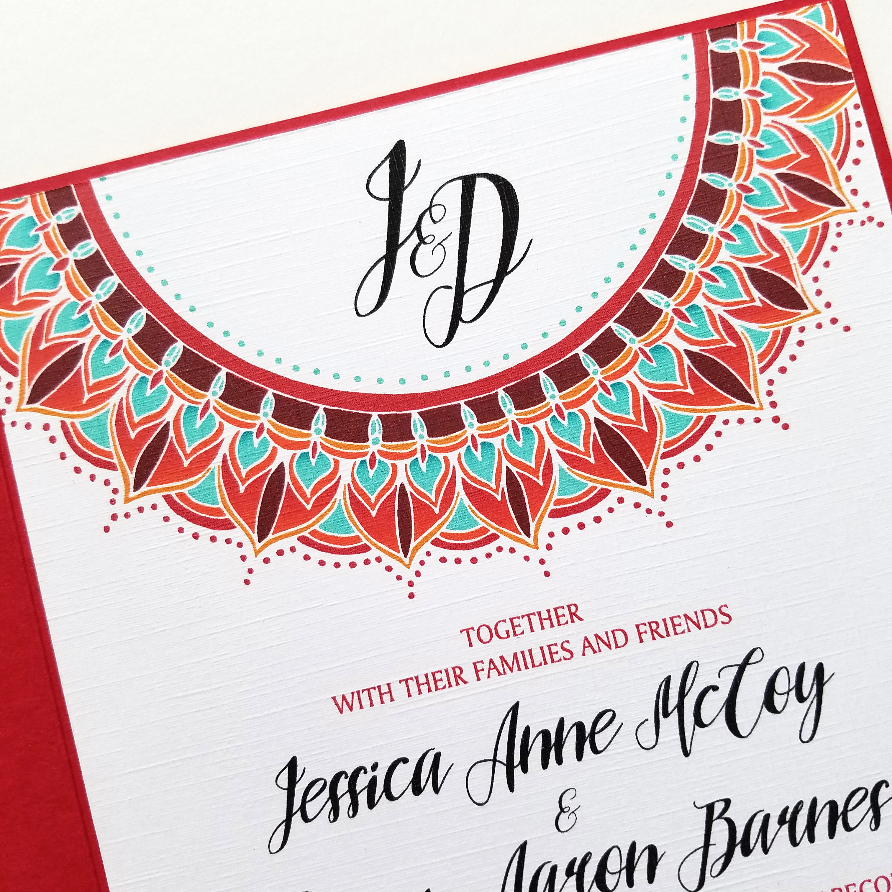 Fantastic Addressing Wedding Invites Gift - Invitations and ...