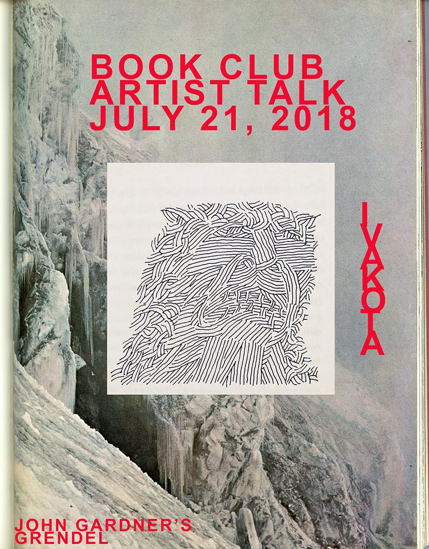 grendel artist talk