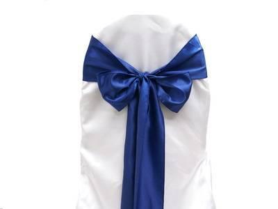 Navy Blue Sash