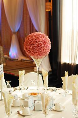 Blush Rose ball
