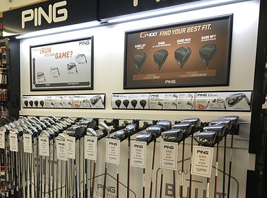 Ping Concept Wall Display
