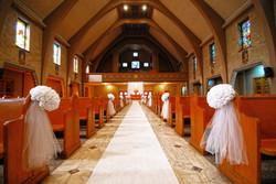 Décoration pour l'église