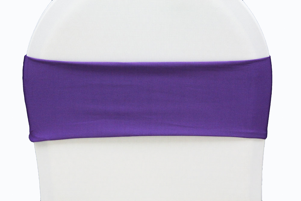 Purple chair band