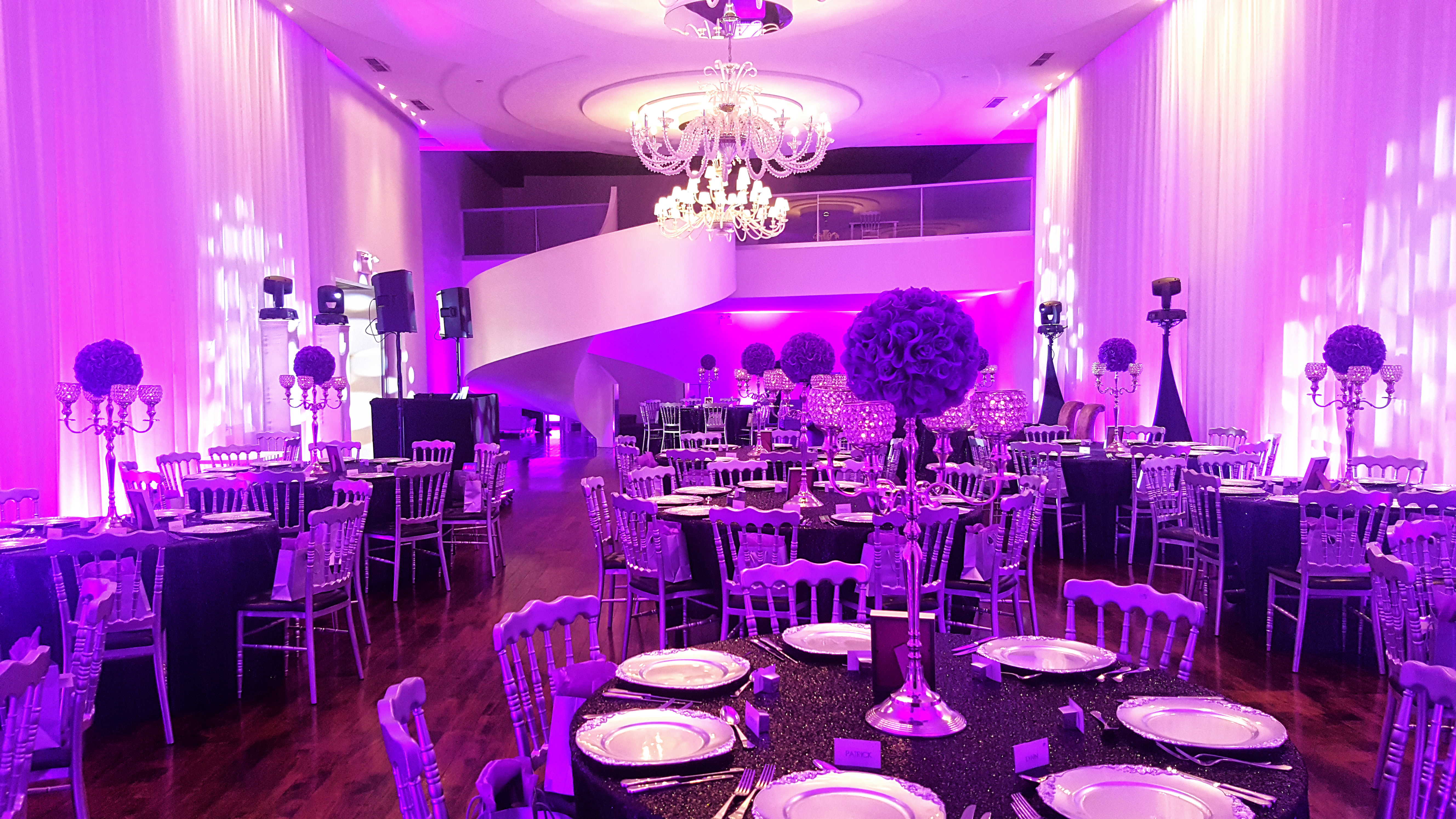 Planificatrice De Mariage Montreal Glam Location Decor