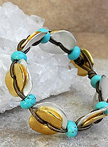 Handmade Bracelets from The Ambrosia Collection | Roca Jewelry Designs
