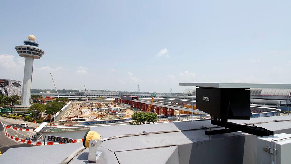 First version Titan Time-lapse camera system