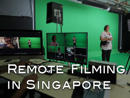 Remote Video Filming in Singapore