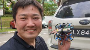 Japan's Ace Micro-drone Filmmaker - An Interview with Katsuhiko Masuda