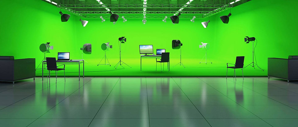 greenscreen shoot - alta productions sin