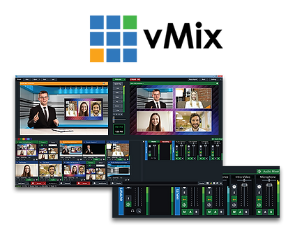 vMix-alta productions for livestreaming