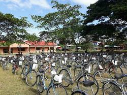 Wheels for Hope in Siem Reap