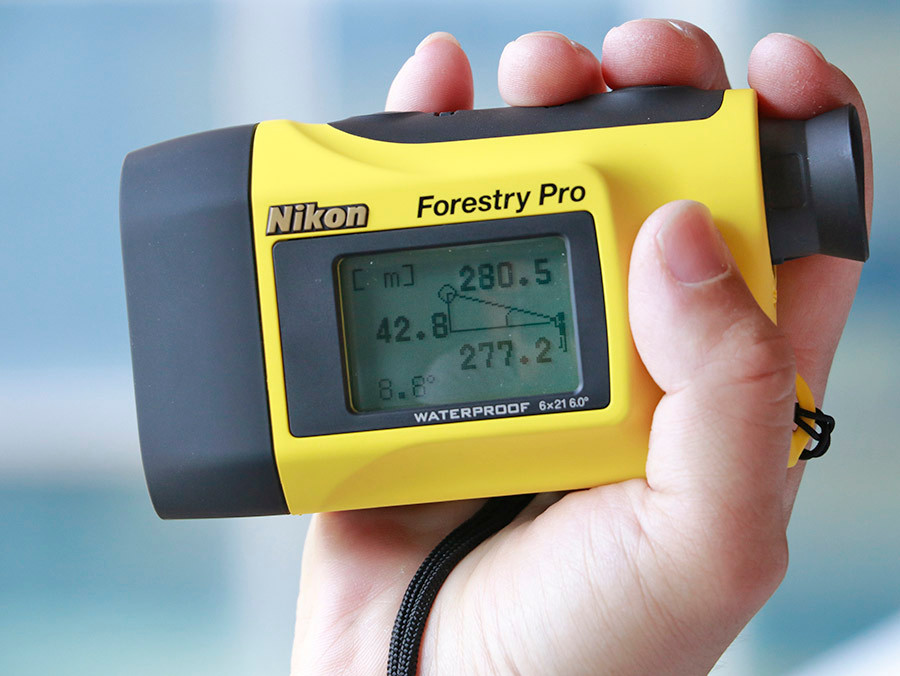 Nikon forestry pro for aerial filming purpose