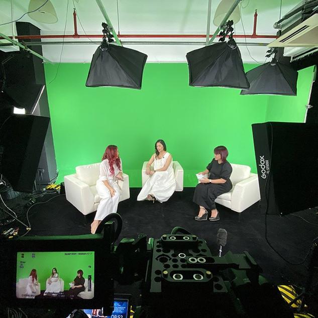 Alta production Singapore- lancome lives
