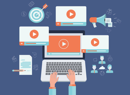 """Videos are """"Must Haves"""" for Digital Marketing"""