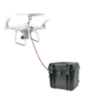 lifeline-tethered drone - with Phantom 4.png