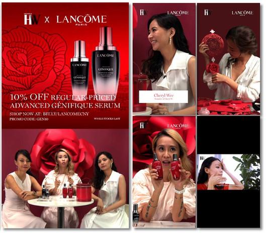 livestream greenscreen for lancome2-alta