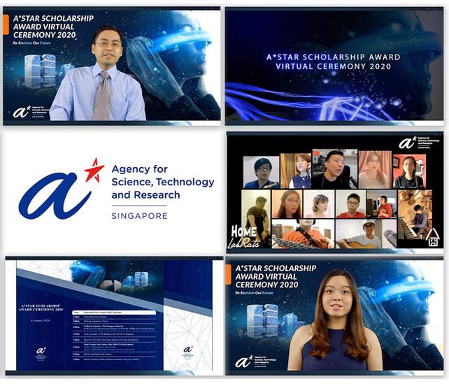 livestream greenscreen for Astar - alta