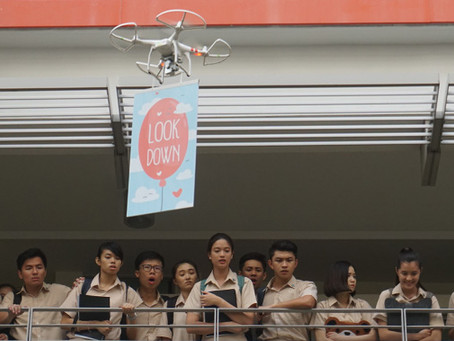 Drone Advertising is Taking Flight