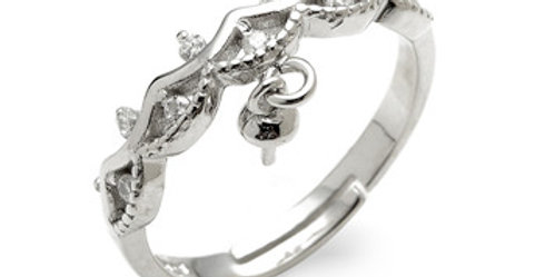 Crown of Thorns Ring - adjustable