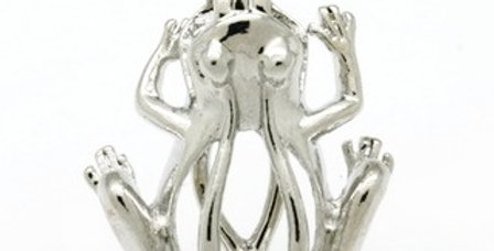 Frog Cage Pendant