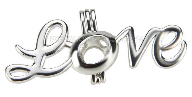 True LOVE Cage Pendant