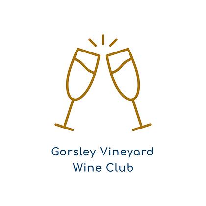 Wine Club Membership including 1 Case of Sparkling Wine