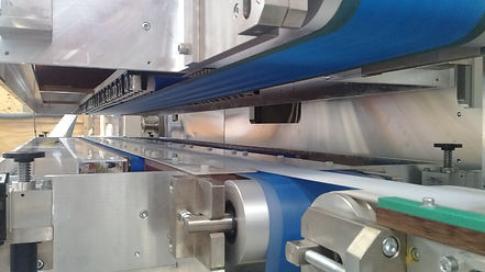 Business model of the Fibroline company. Dry powder impregnation technologies and process for nonwovens textiles foams and papers. licensing out