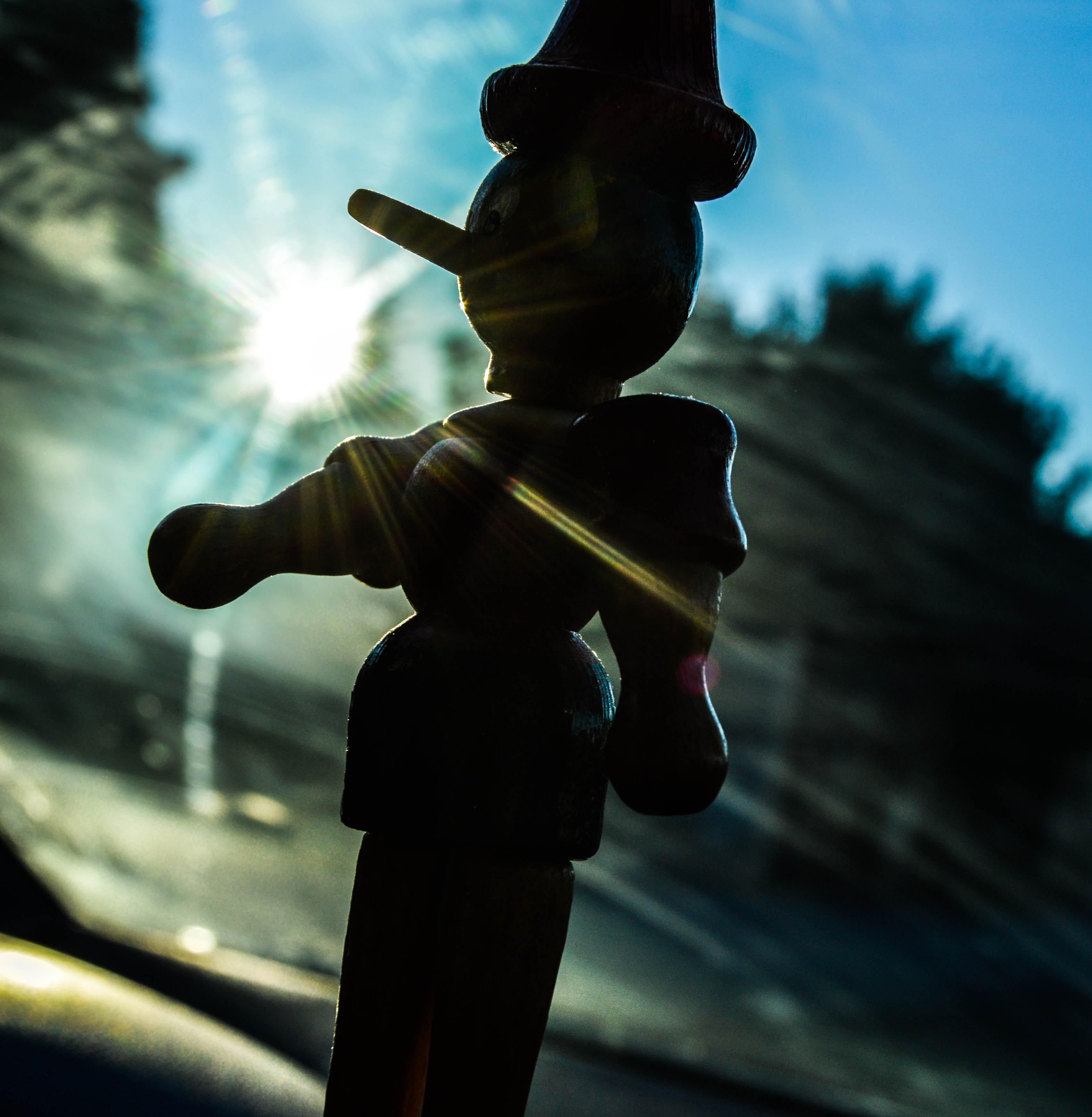 Pinokio en Voiture 4