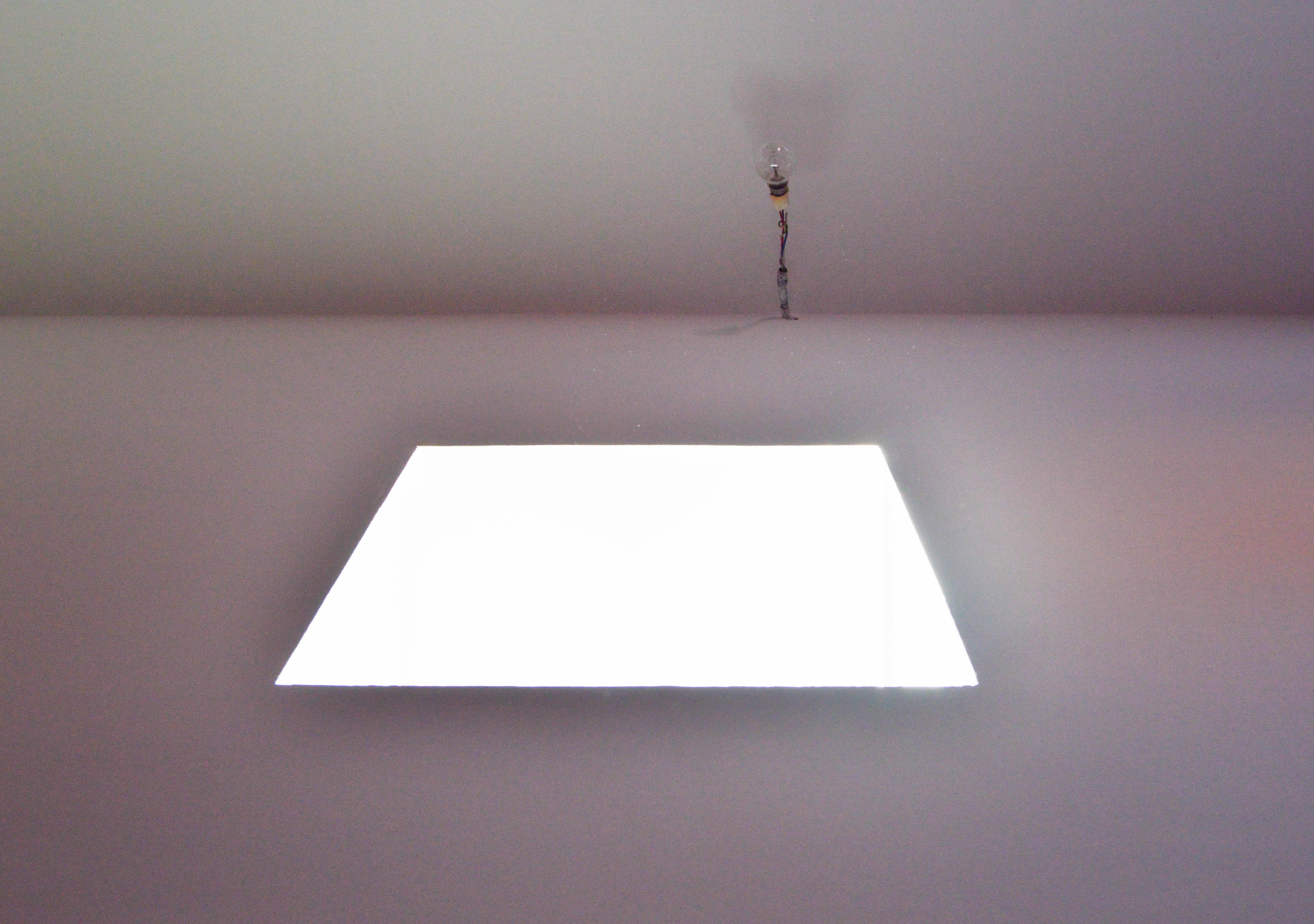 Fenêtre d'Ampoule 1