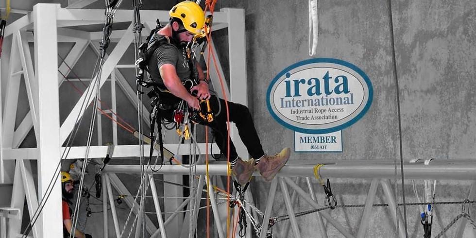 IRATA Level 1, 2 or 3