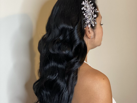 All About Clip-in Extensions For Your Special Day!