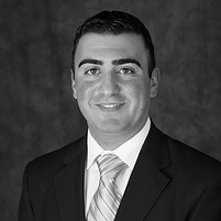 black and white headshot of Chafik Barbar