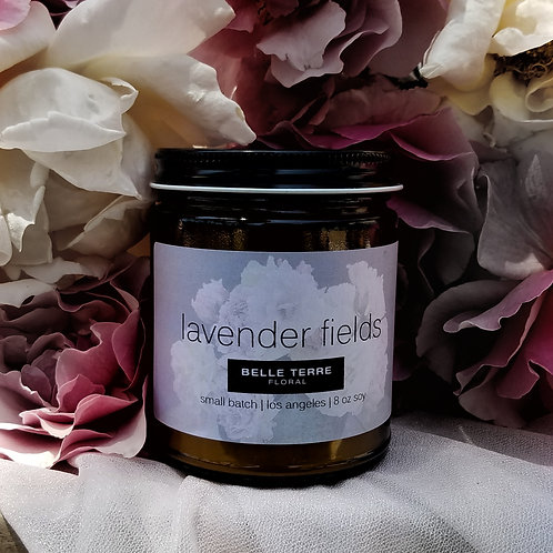 Lavender Fields Candle | 8 oz