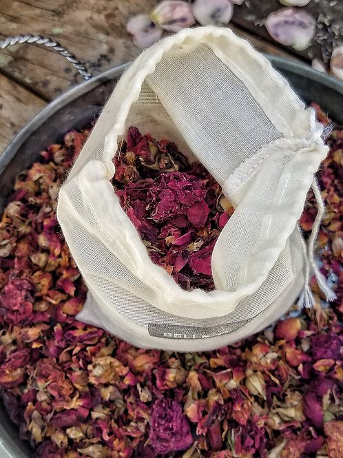 Dried Rose Petals | Imported from Pakistan |4 cups