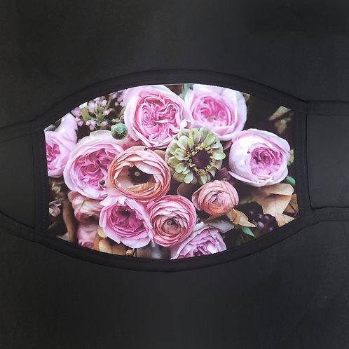 Face Mask Garden Rose