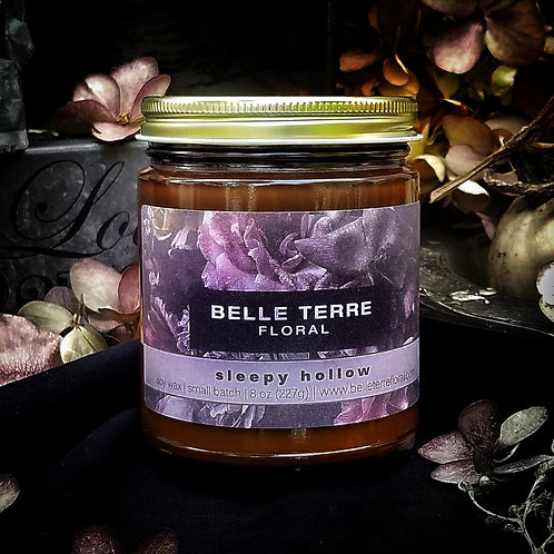 Sleepy Hollow Candle | 8 oz